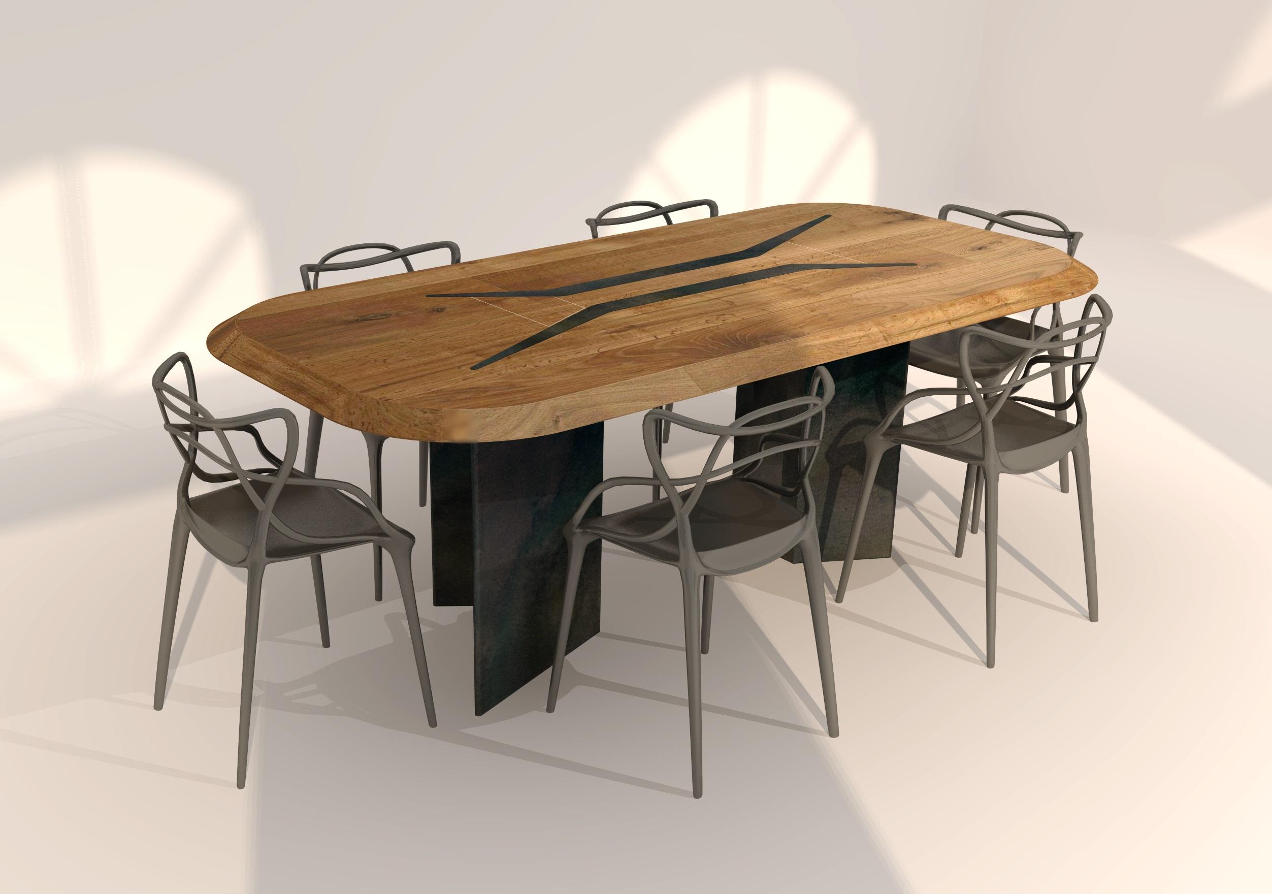 Appartement Privé Table