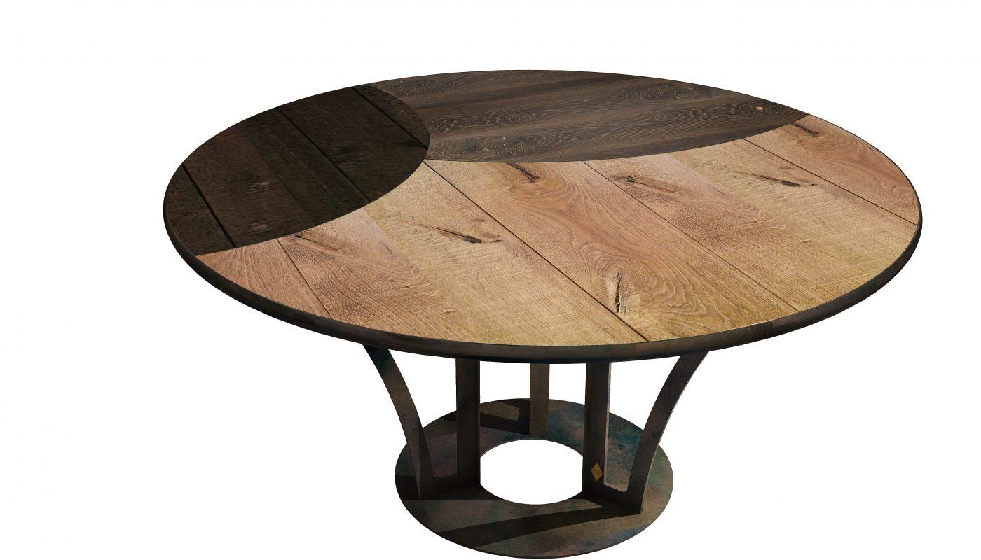 Table round Bolean