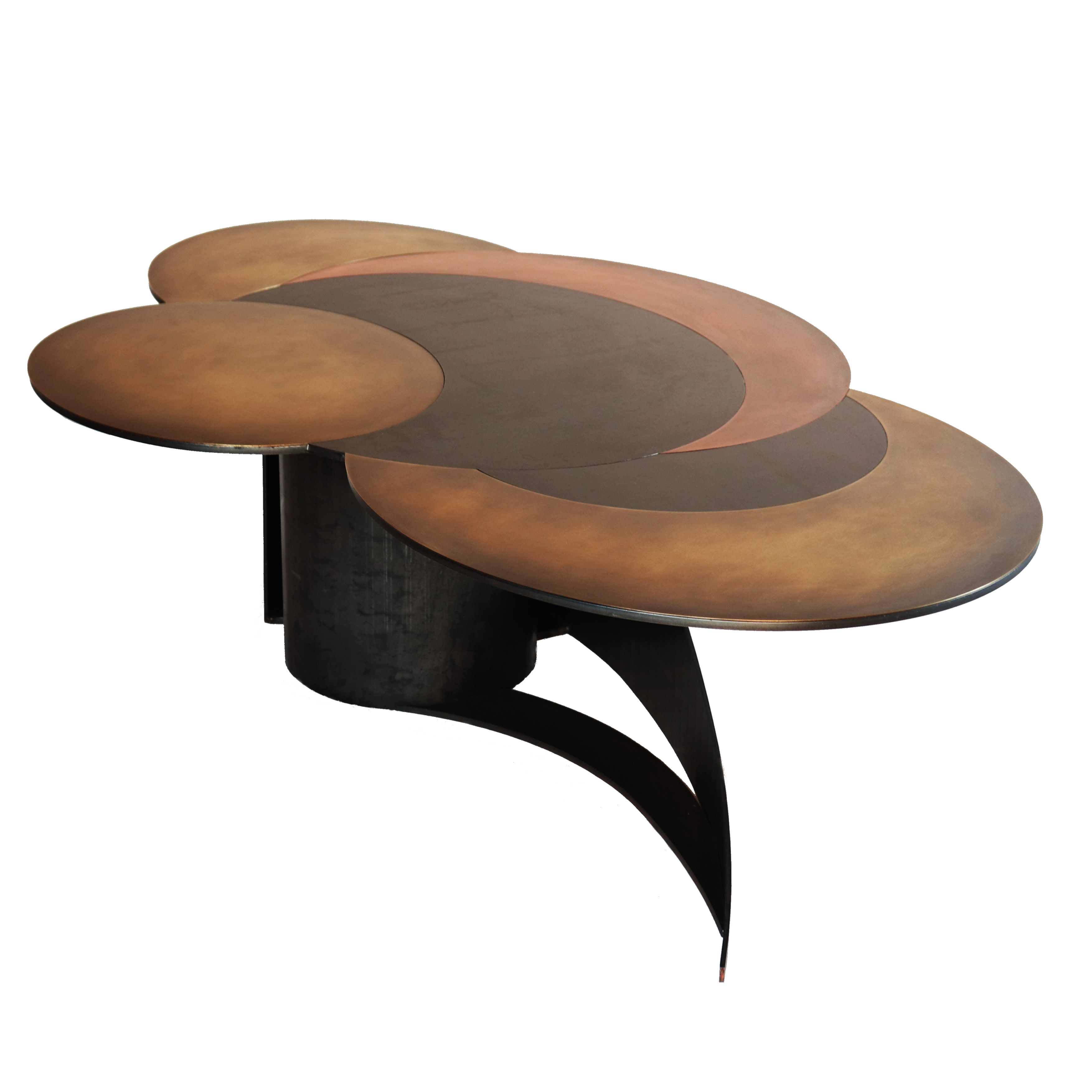 Limited Edition - Coffeetable CU'MULUS