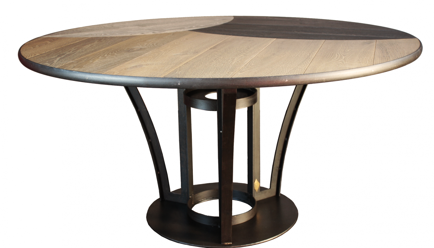 Round table Bolean
