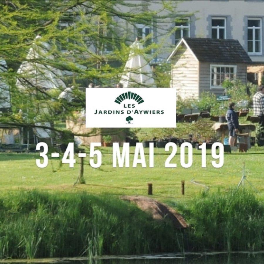 Les Jardins d'Aywiers - Garden Festival