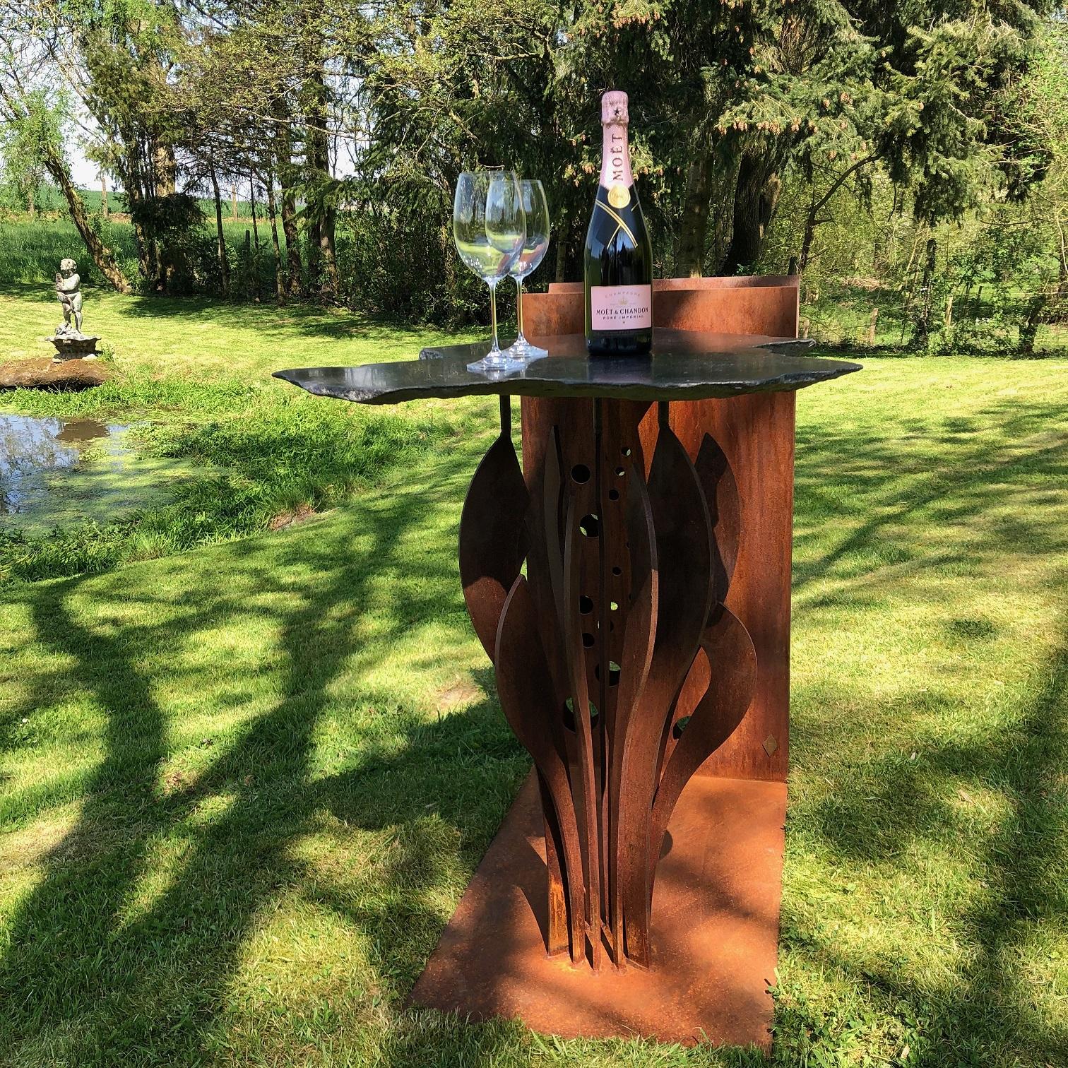 Wine presentation BUBBLE