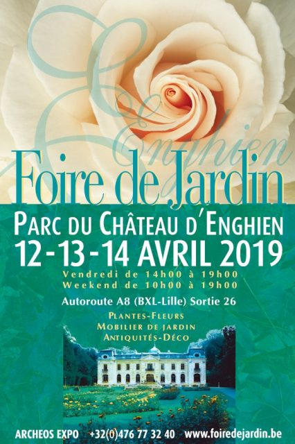 Foire de Jardin - Parc du Chateau d'Enghien